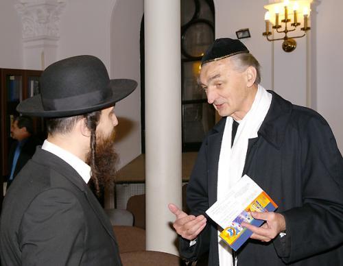 Współpraca z polską radą chrześcijan i żydów